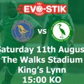 The countdown begins for our first game of the 2018/19 season
