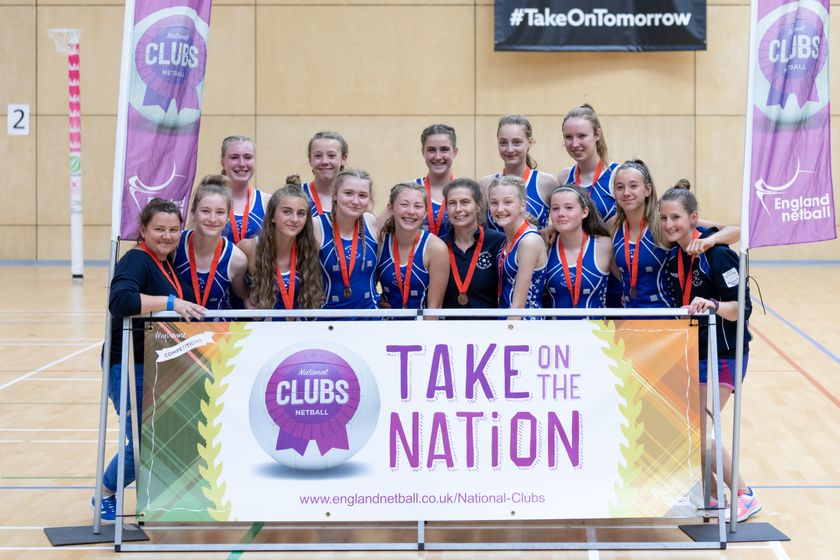 U14 National Clubs Finals: Newcastle, 26-27th May