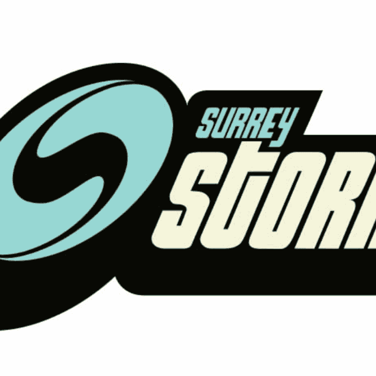 Surrey Storm U15 School Sports Games Squad