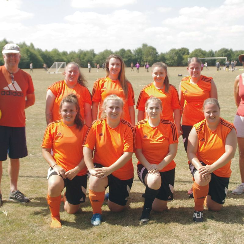 North Leigh Ladies beat Carterton Ladies Reserves 3 - 0