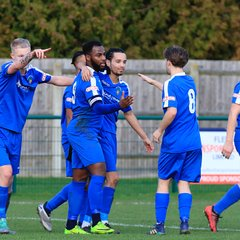 Away vs Dunstable Town