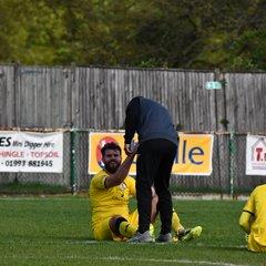 Home vs Peterborough Sports
