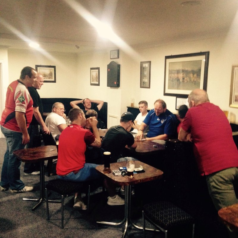 POKER CLUB - Updated league table