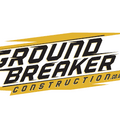 MATCH SPONSOR -Ground Breaker Construction