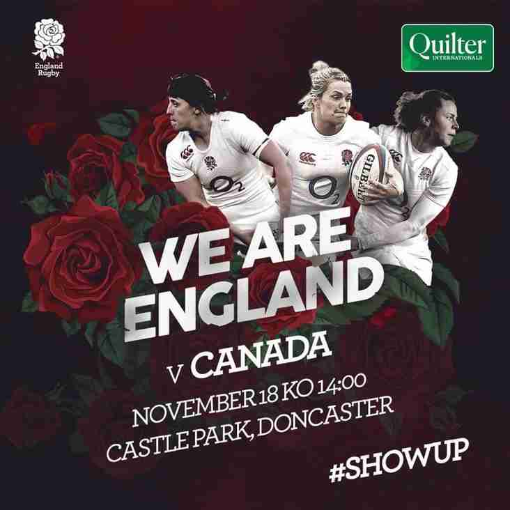 Get behind the Red Roses