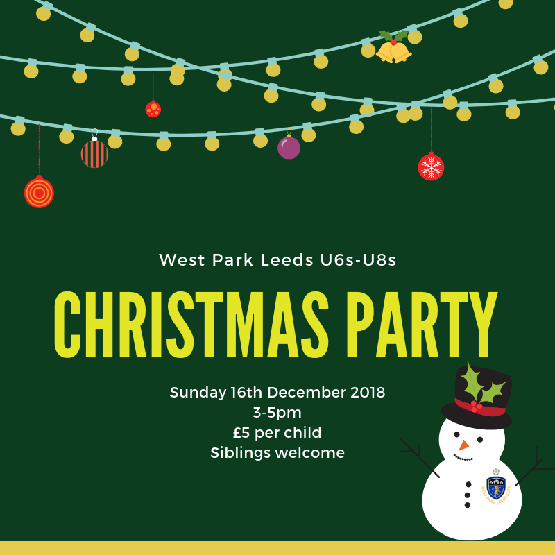 It's Christmas party time at The Sycamores