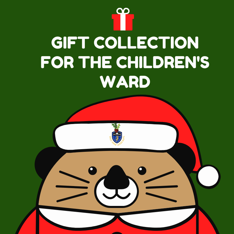Children's Ward Christmas Gift Appeal