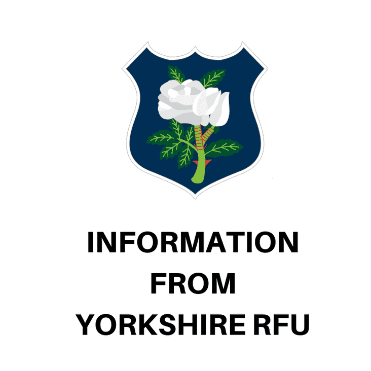 Yorkshire RFU: Update on the use of ID Cards