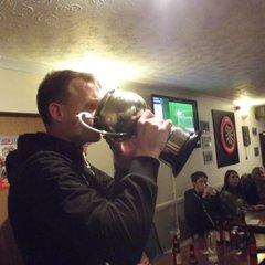 Floodlit cup final