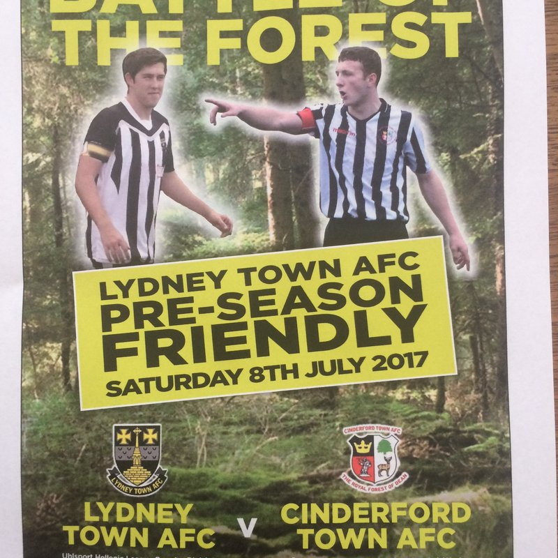 Town's top friendly!!