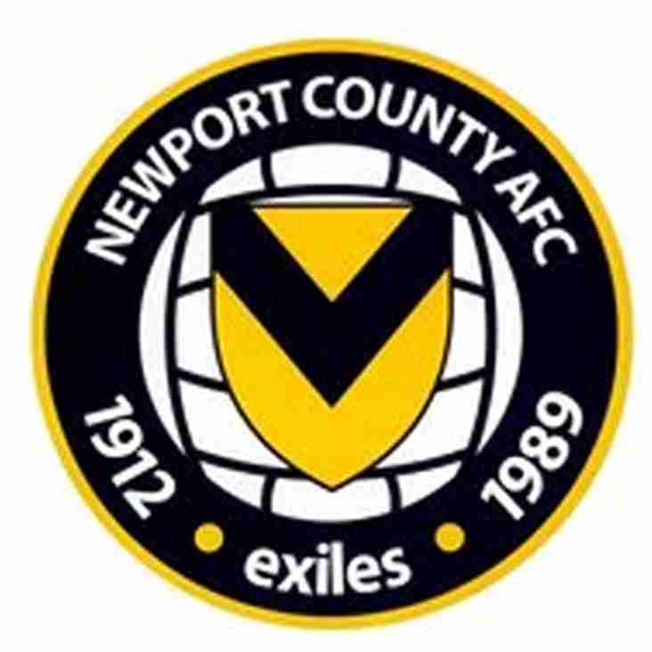 Newport open up new season