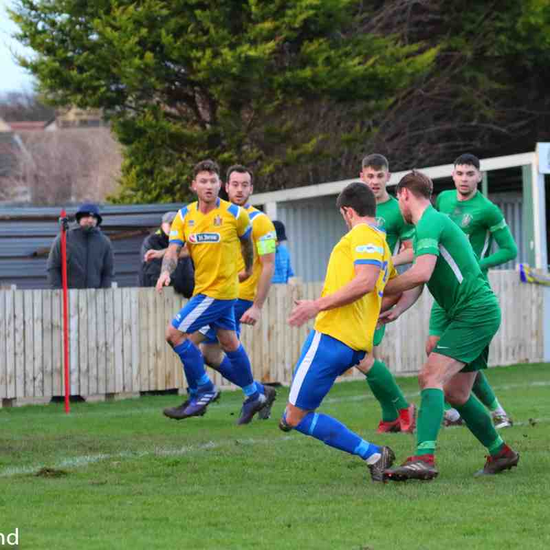 MARSKE  UNITED V BRIGHOUSE TOWN 04TH JANUARY 2020