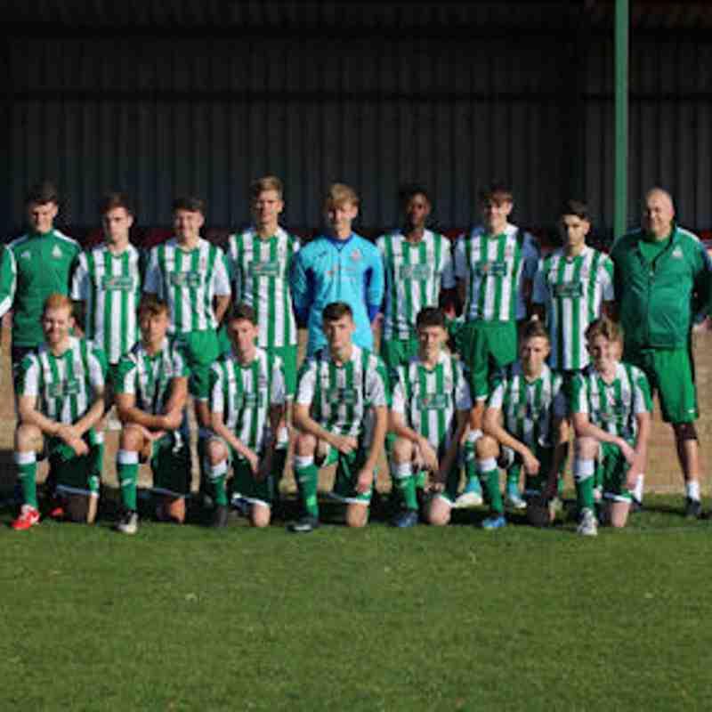 U18 Squad