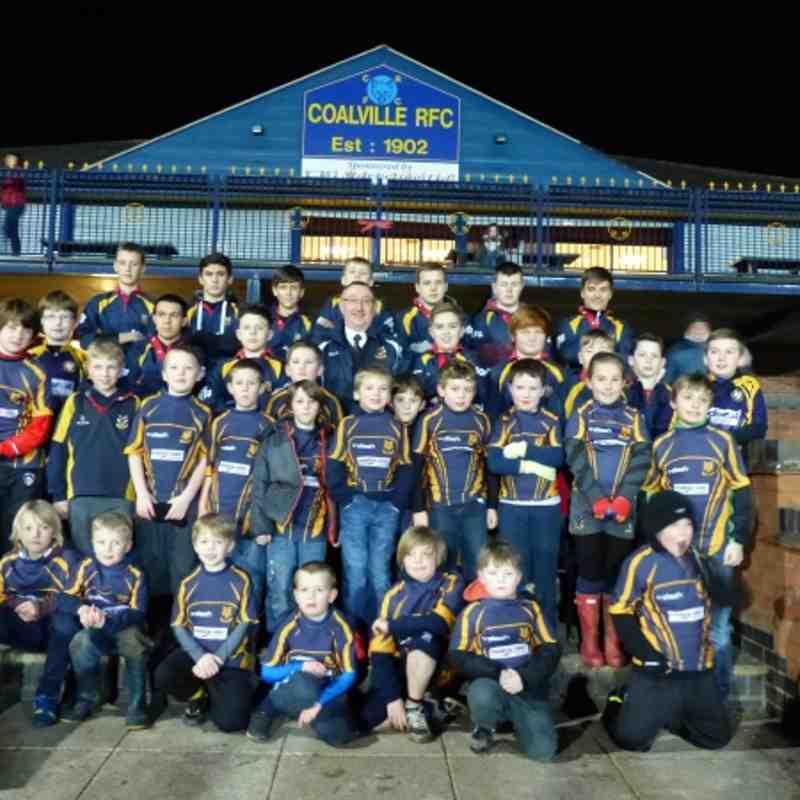 Stu Ewing Memorial Match (3xv v Leicestershire Police)