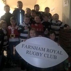 Farnham Royal Xmas Party Minis 2017
