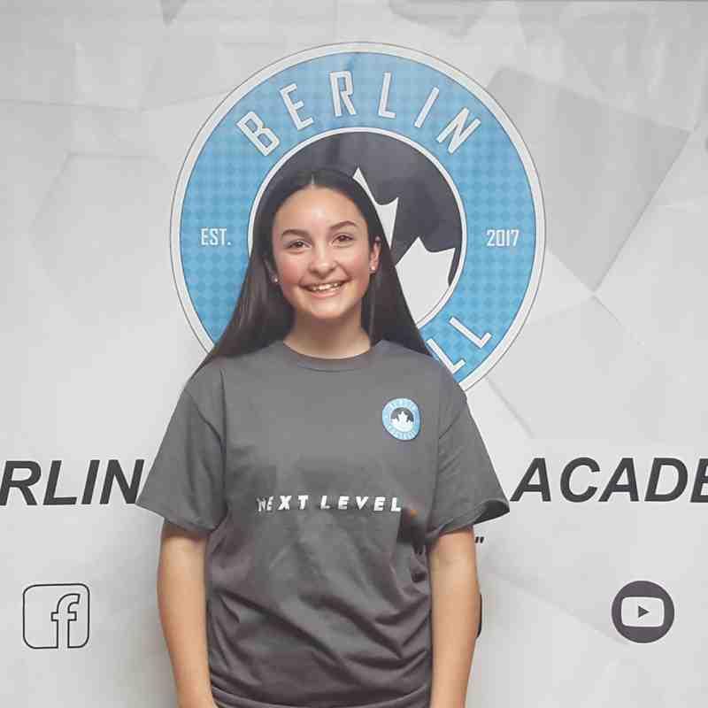 Berlin Academy 2002 Girls - 2018/19