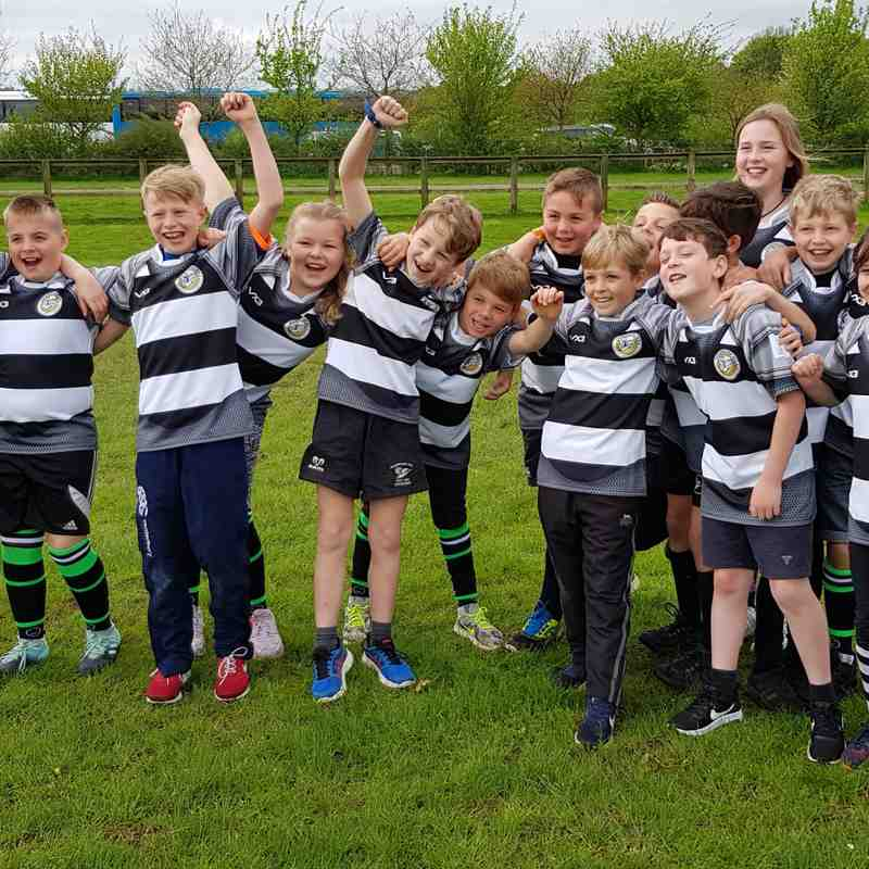 U10's Tour 2018 to Condover Hall