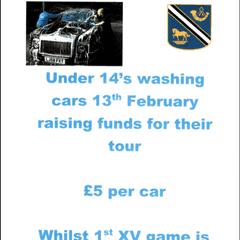 Yarnbury u14's Raising Money for Tour