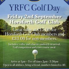 Yarnbury Golf Day