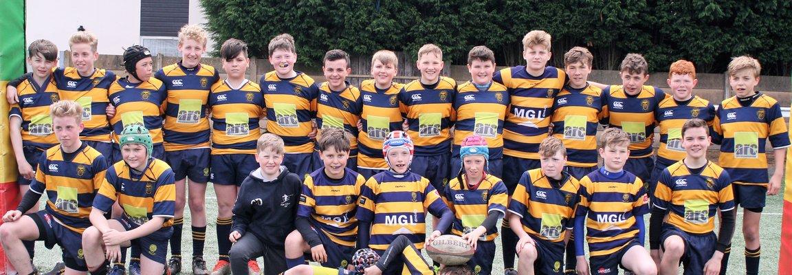 U14 S Durham City Rugby Football Club