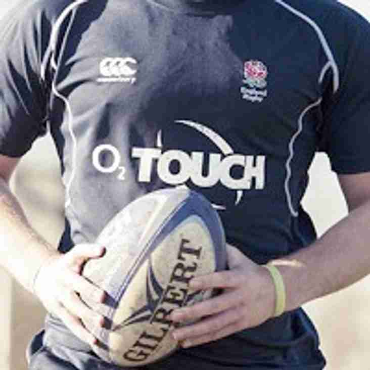 Exciting times...for Touch!