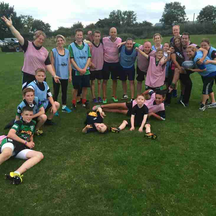 O2 Touch moves to a Monday night at Bradley Stoke Community School