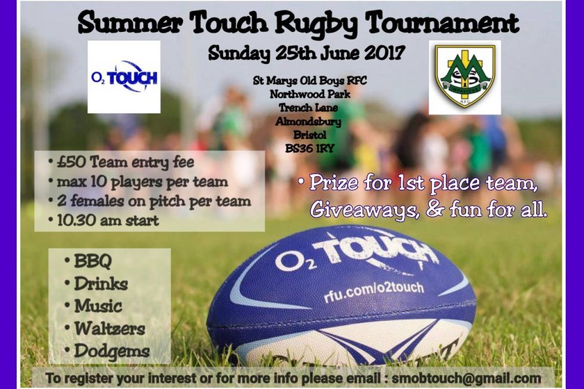 Family Fun Day & O2 Touch Tournament