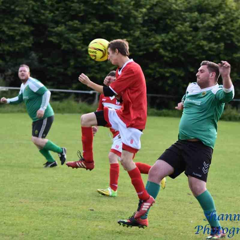 Reserves v Upper Cwmbran FC - Wed 10 Aug 2016