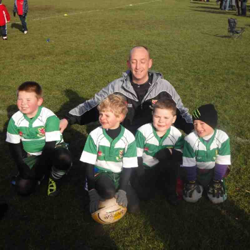 Falcons Under 7's & 8's Day