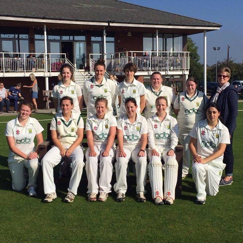 Saxton Ladies CC - Womens 1st XI 265/3 - 127/2 Bardsey CC - Womens 1st XI