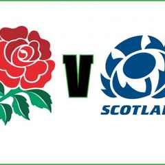 Scotland v England live in the Clubhouse - This Saturday!