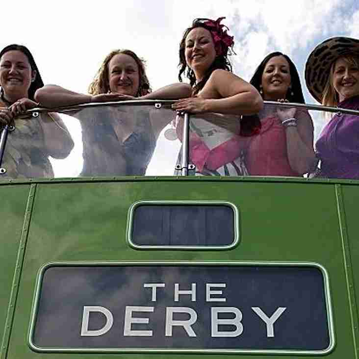 Derby Day Lunch - June 3rd - last few places available!