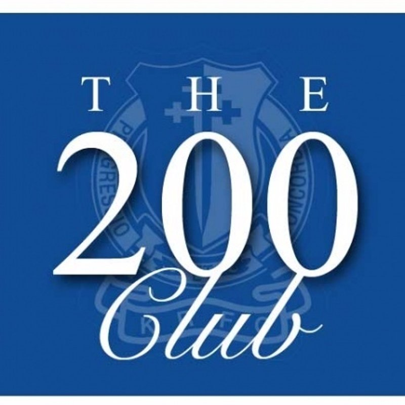 KRFC '200 Club' May Winners!