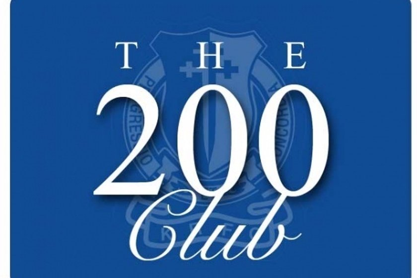 KRFC '200 Club' January and February Winners!