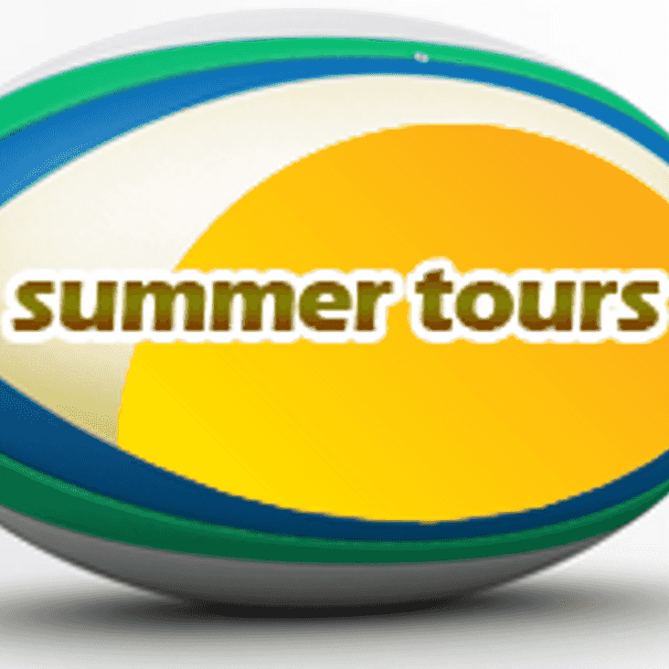 Follow Wales and England on their Summer Tours with a cooked breakfast!