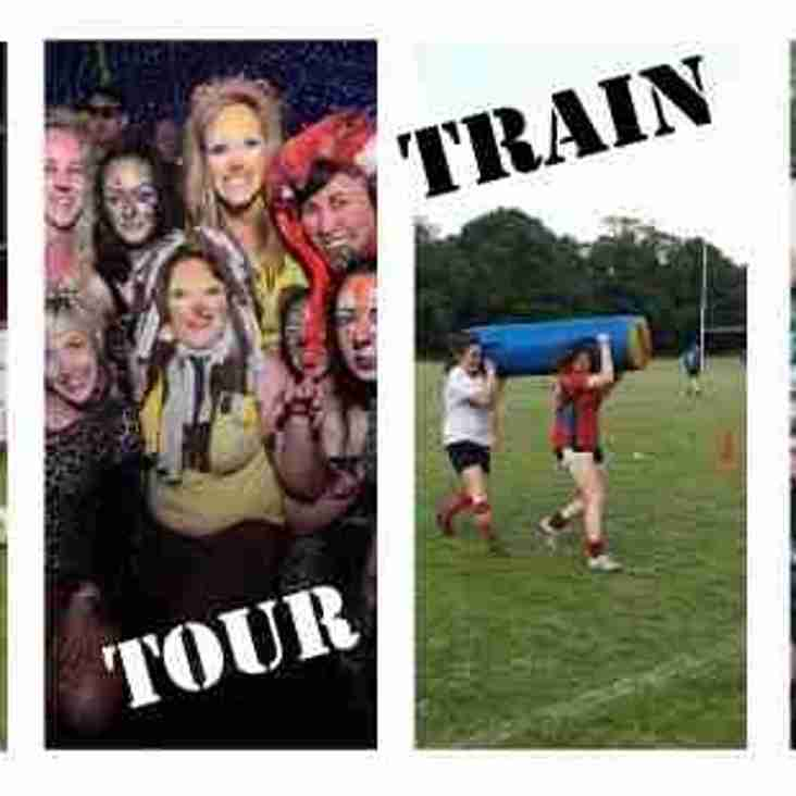 Girls Rugby at Kettering Rugby Club - Be part of Scrumthing Different!!