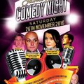 Comedy Night coming to Waverley Road! TICKETS STILL AVAILABLE!