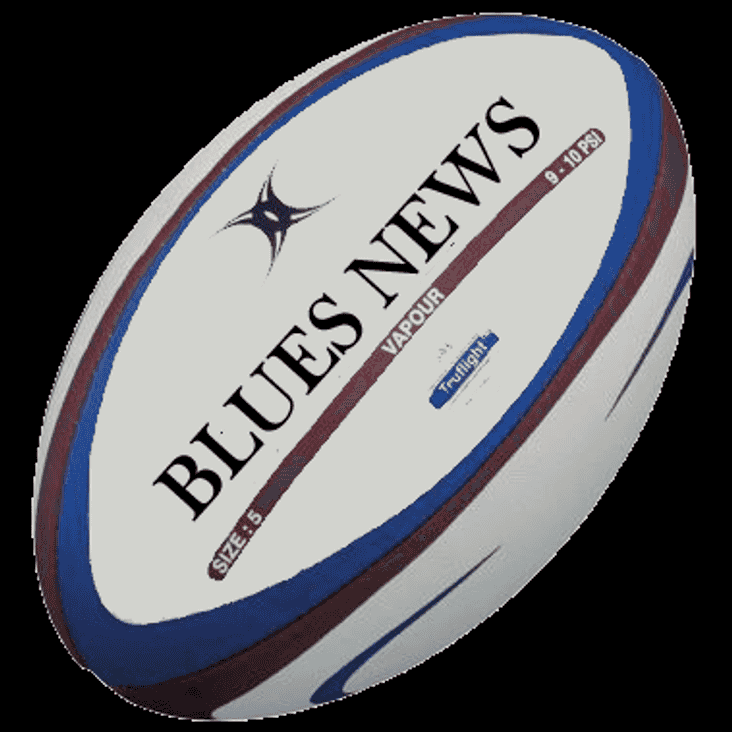 Joe Daniel hat trick as Blues win 37 - 18 at Leighton Buzzard!