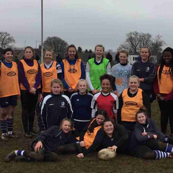 KRFC Girls Changing Rooms Project!