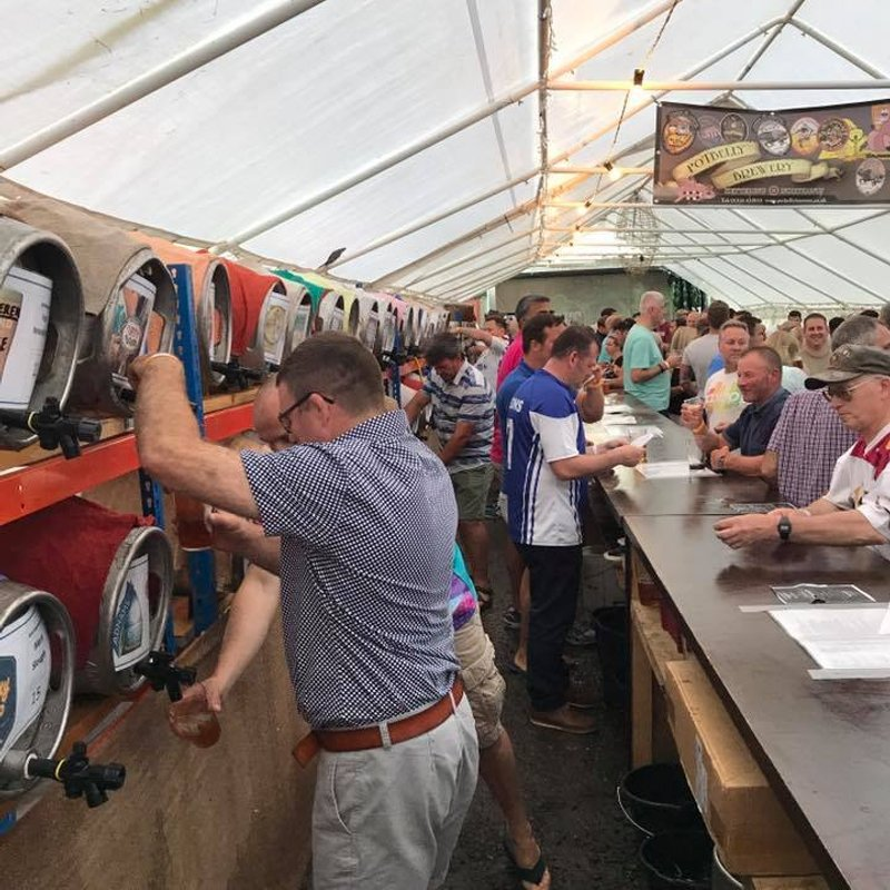 KRFC 10th Annual Beer & Music Festival a tremendous success!