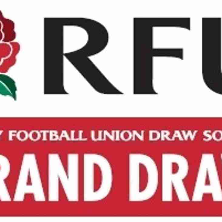 KRFC again participating in the RFU Grand Draw!!
