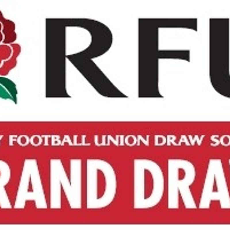 Two chances to win by participating in the RFU Grand Draw!!