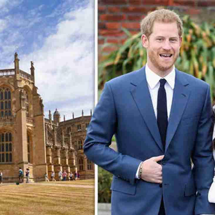 Watch the Royal Wedding at KRFC