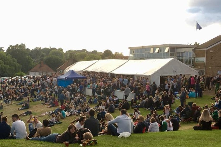 KRFC Beer & Music Festival is a great success!!