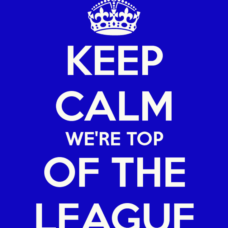 Blues beat Leighton Buzzard and a Monsoon to go back to top of league!