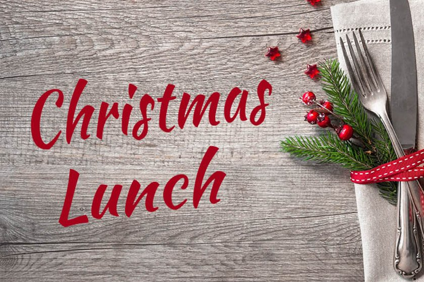 Xmas Lunch v Leighton Buzzard on Saturday 15th December.