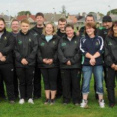 Montrose Rugby Coaching season 2016