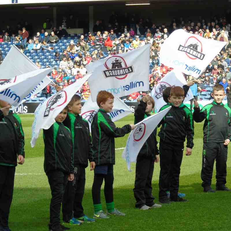 P4/5 Trip to Murrayfield March 2018