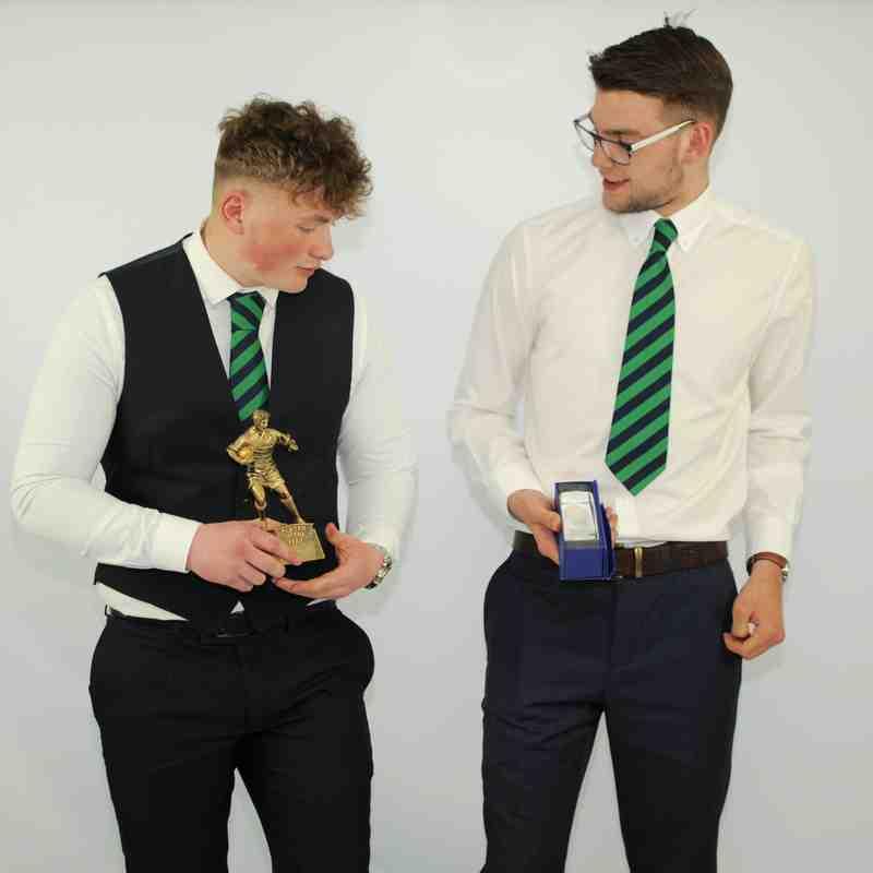 Junior Dinner and Awards 2018