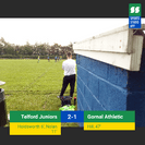 Telford Defeat Gornal in Game of Two Halves